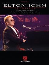 Elton John Favorites Piano Solo Personality - Piano Solo