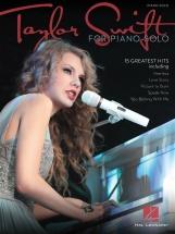 Swift Taylor For Piano Solo - Piano Solo
