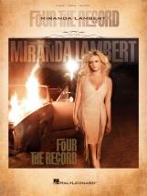 Lambert Miranda Four The Record Pvg Artist Songbook - Pvg