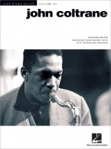 Jazz Piano Solos Vol.24 - John Coltrane