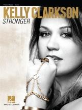 Clarkson Kelly Stronger Artist Songbook - Pvg