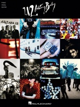 U2 Achtung Baby Pvg Artist Songbook - Pvg
