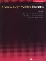 Andrew Lloyd Webber Favorites - Piano Solo