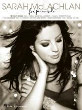 Mclachlan Sarah Piano Solo - Piano Solo