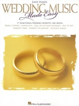 Wedding Music Made Easy - Piano Solo