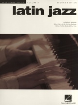 Jazz Piano Solos Vol.3 Latin Jazz Second Edition