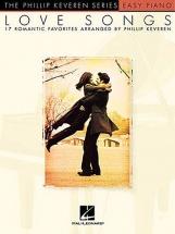 Keveren Phillip - Love Songs - Easy Piano - Pvg