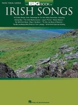 Big Book Of Irish Songs - Pvg