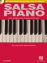 Martignon Hector - Salsa Piano Complete Guide + Cd - Piano