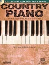 Harrison Mark - Country Piano - The Complete Guide - Piano Solo