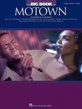 The Big Book Of Motown Piano Vocal Guitar Songbook - Pvg