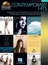 Piano Play Along Volume 19 - Contemporary Hits  + Cd - Pvg