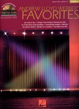 Webber A.l. - Piano Play Along Vol.26 - Favorites + Cd