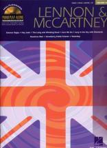 Lennon John/mc Cartney Paul - Piano Play Along Vol.28 + Cd