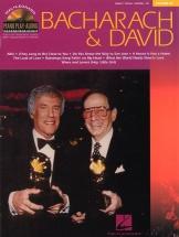 Piano Play-along Volume 32 - Bacharach And David + Cd - Pvg