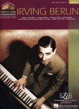 Berlin Irving - Piano Play Along Vol.42 + Cd