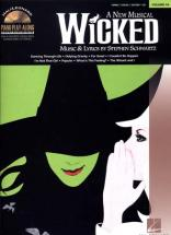 Piano Play Along Vol.46 - Wicked + Cd - Pvg