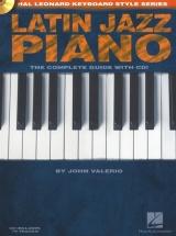 Keyboard Style Latin Jazz Piano + Cd - Piano Solo