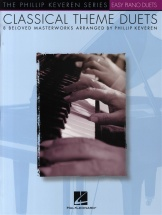 Classical Theme Duets Easy - Piano Solo