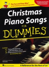 Christmas Piano Songs For Dummies - Pvg