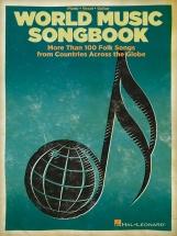 World Music Songbook More Than 100 Folk Songs Around Globe - Pvg