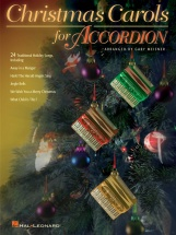 Christmas Carols For Accordion - Accordion