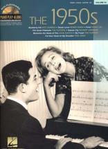 Piano Play Along Vol.56 - The 1950's + Cd