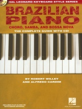 Keyboard Style - Brazilian Piano + Cd - Piano Solo
