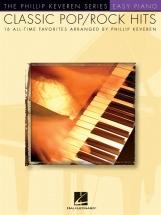 Classic Pop/rock Hits Easy Piano Songbook - Piano Solo