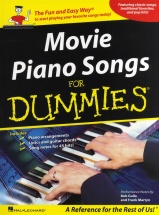 Movie Piano Songs For Dummies - Pvg