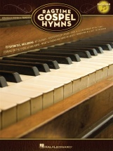 Ragtime Gospel Hymns - Piano Solo - Piano Solo