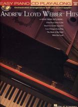 Easy Piano Cd Play Along Vol.22 Andrew Lloyd Webber Hits + Cd - Piano