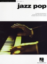 Jazz Piano Solos Volume 8 Jazz Pop Piano Solo Songbook - Piano Solo