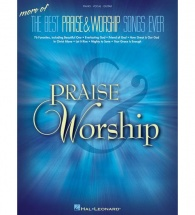 More Of The Best Praise and Worship Songs Ever - Pvg
