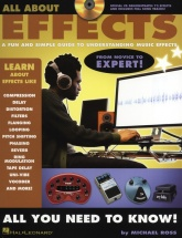 Michael Ross All About Effects Guide To Understanding + Cd -