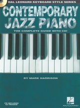 Keyboard Style Series Contemporary Jazz Piano + Cd - Piano Solo