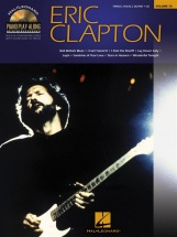 Piano Play Along Volume 78 - Clapton Eric + Cd - Pvg