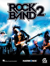 Rock Band 2 Vocal Lead Sheets Songbook - Voice