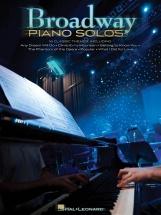 Broadway Piano Solos - Piano Solo