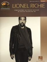 Piano Play Along Volume 82 Richie Lionel + Cd - Pvg