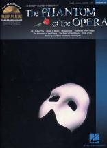 Piano Play Along Vol.83 Phantom Of The Opera + Cd