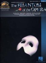 Piano Play Along Vol.83 Phantom Of The Opera + Cd