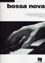 Jazz Piano Solos Vol.15 - Bossa Nova