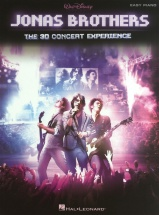Jonas Brothers - The 3d Concert Experience - Piano Solo