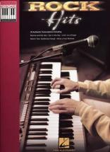 Rock Hits - Note-for-note Keyboard Transcriptions - Pvg
