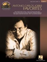 Piano Play-along Volume 84 Antonio Carlos Jobim Pvg + Cd - Piano Solo
