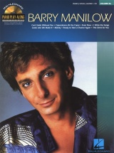 Piano Play-along Volume 86 Barry Manilow Piano + Cd - Piano Solo