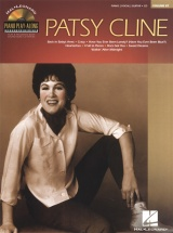 Piano Play Along Volume 87 Patsy Cline Piano + Cd - Pvg