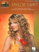 Piano Play-along Volume 95 Taylor Swift Piano + Cd - Pvg