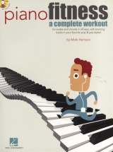 Piano Fitness A Complete Workout Piano + Cd - Piano Solo